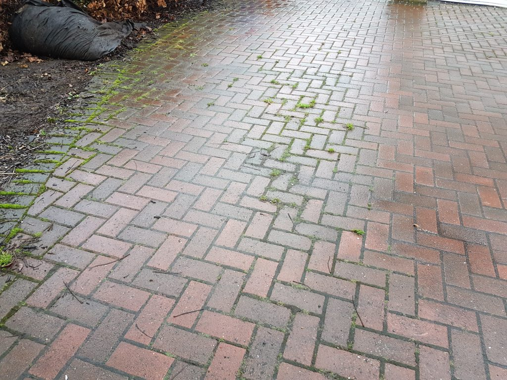 Kirkintilloch pressure washing